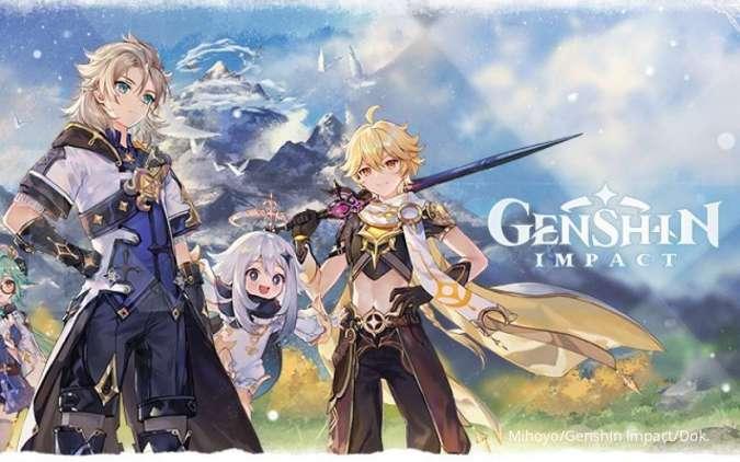 Redeem code Genshin Impact terbaru Januari 2021, buruan klaim sekarang juga!