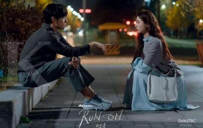 Drama Korea terbaru Run On di JTBC.