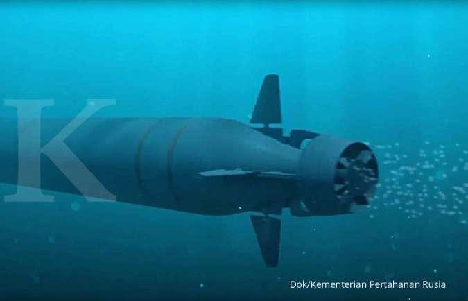 Poseidon, kendaraan bawah air tak berawak Rusia
