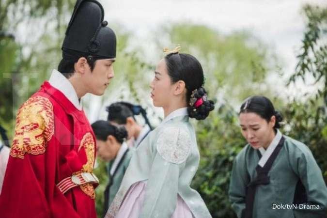 Drama Korea Mr. Queen di tvN.