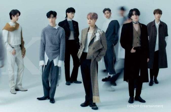 Pernyataan agensi tentang GOT7 yang mengakhiri kontrak dengan JYP Entertainment.