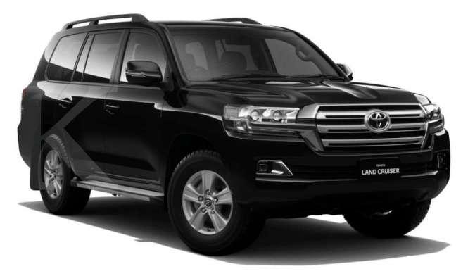 Suntik mati Toyota Land Cruiser