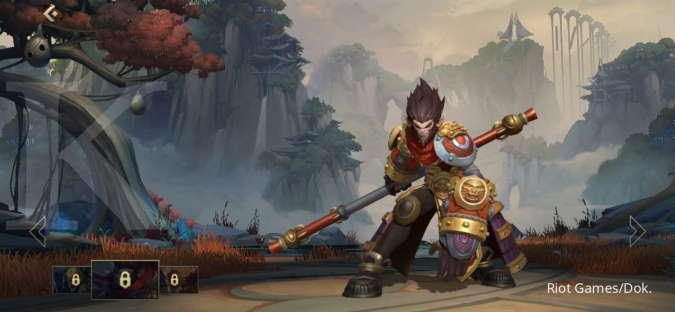 Wukong LoL: Wild Rift