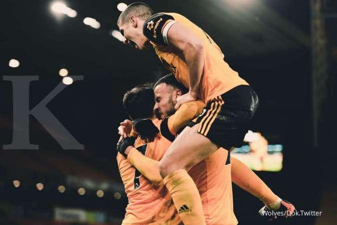 Jelang laga Man United vs Wolves di Liga Inggris