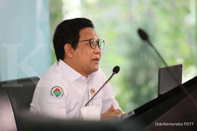 Menteri Desa, Pembangunan Daerah Tertinggal, dan Transmigrasi(Mendes PDTT)Abdul Halim Iskandar.