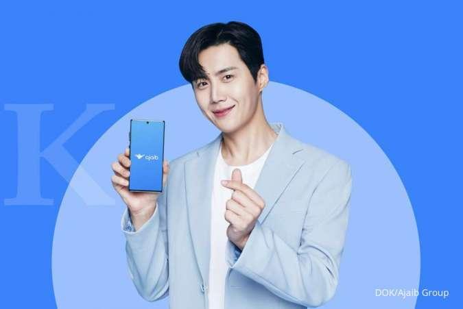 PT Ajaib Sekuritas Asia (Ajaib) perusahaan sekuritas online menggandeng Kim Seon-Ho, aktor pemeran Han Ji-Pyeong dalam drama Start-Up di Netflix