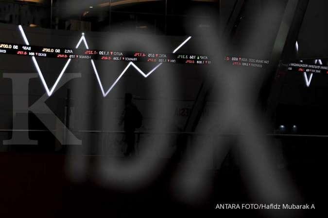 IHSG turun 0,11% ke 6.428 pada Kamis (14/1), net buy asing Rp 2,86 triliun