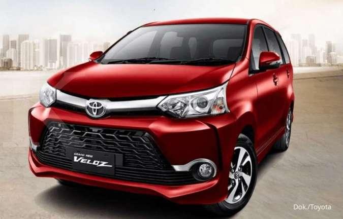 Harga mobil bekas Toyota Avanza Veloz