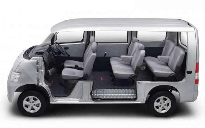 Harga mobil bekas Daihatsu Gran Max (Interior)
