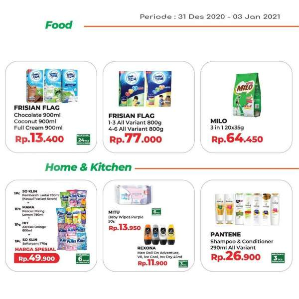 Jsm Yogya Supermarket Promo 31 December 2020 3 January 2021 Amazing Prices Netral News