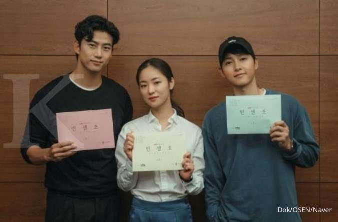 Drama Korea terbaru Vincenzo yang dibintangi Song Joong Ki.