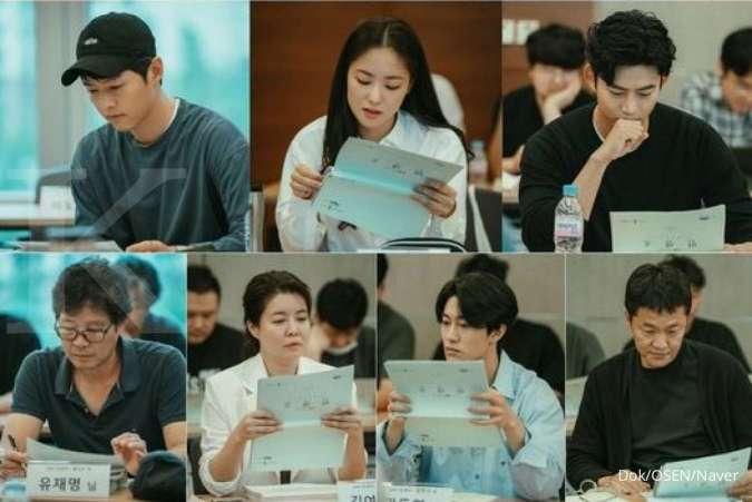 Drama Korea terbaru Song Joong Ki yang berjudul Vincenzo akan tayang Februari di tvN.