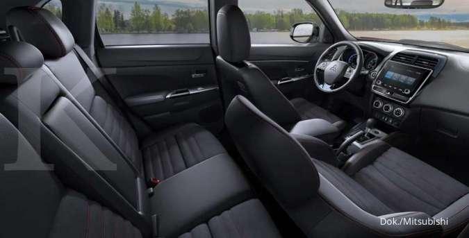 Mitsubishi Outlander Sport 2021 varian Black Edition (BE)