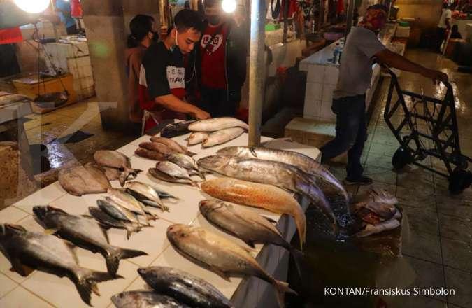Ikan termasuk salah satu makanan yang mengandung vitamin E.