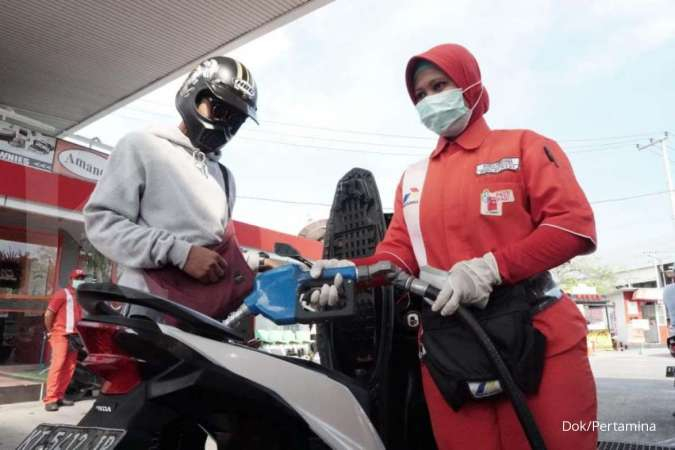 SPBU Pertamina ke-11 di Singkawang resmi beroperasi