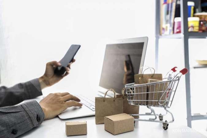 E-Commerce Merajai Platform Utama Ekonomi Digital