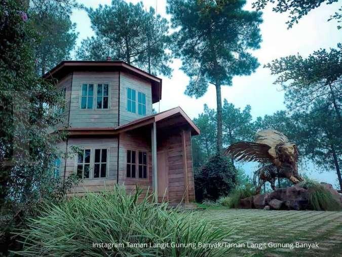Taman Langit Gunung Banyak, tempat wisata di Songgoriti