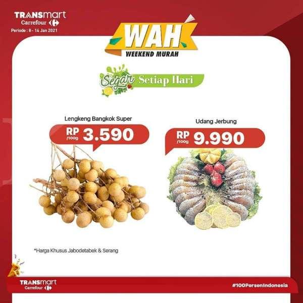 Promo Transmart Carrefour 8-12 Januari 2021