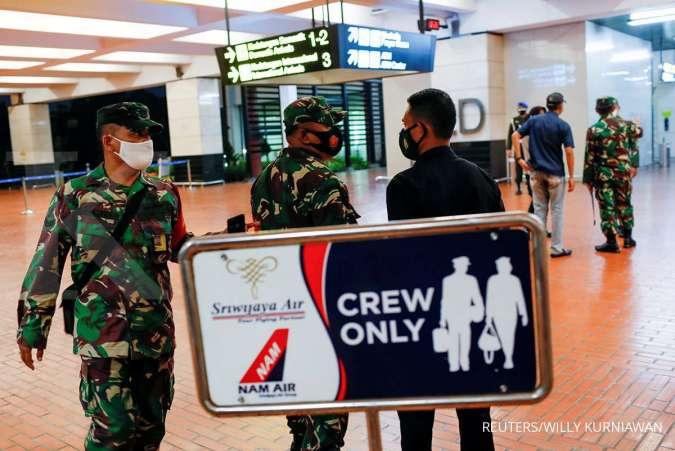 Menhub: Sriwijaya Air SJ-182 mengangkut 62 orang