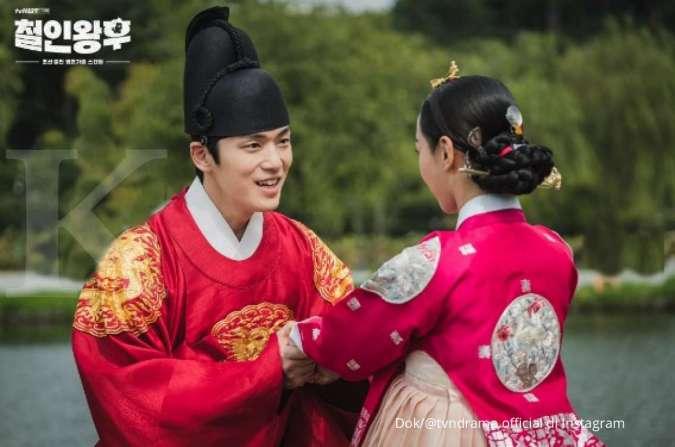 Mr. Queen menjadi salah satu drama Korea terpopuler di minggu pertama Januari 2021.