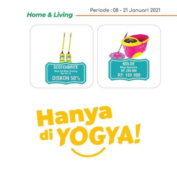 Promo Yogya Supermarket 8 – 21 Januari 2021