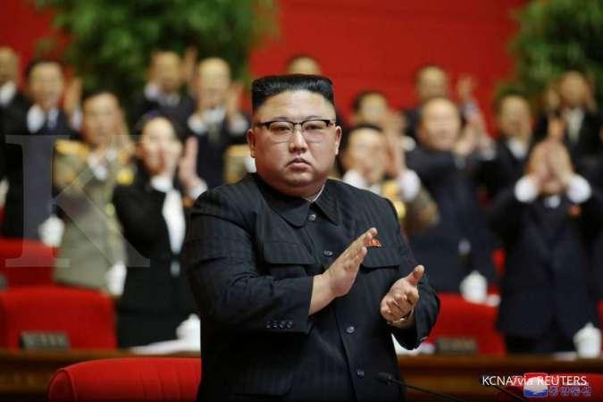 Kim Jong Un jadi Sekjen Partai Buruh, ini ucapan dari Presiden China