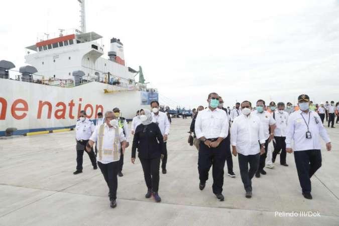 Pelindo III jalankan penugasan sebagai operator sementara di Pelabuhan Patimban
