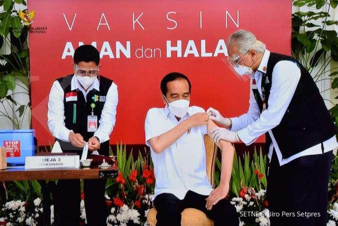 Presiden Jokowi divaksin, inilah 6 cara kerja vaksin Sinovac lawan virus corona