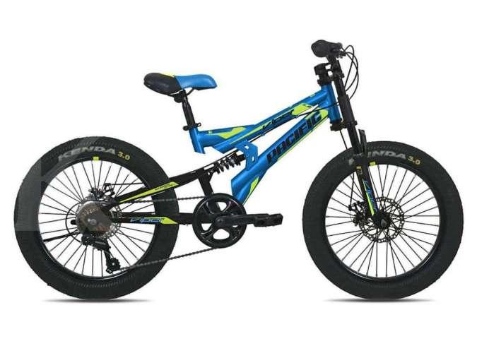 Sepeda gunung Pacific Viper 3.0