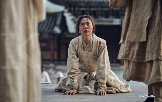 Bae Doona sebagai pemeran serial Kingdom season 2 di Netflix.