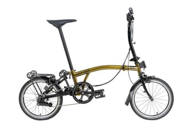 Mewah, ini harga sepeda lipat Element PIkes Gen II Goldie yang hadir kembali