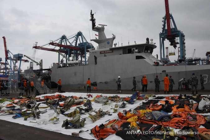 Berikut daftar nama 47 korban Sriwijaya Air SJ-182 yang berhasil teridentifikasi. ANTARA FOTO/Indrianto Eko Suwarso/wsj.