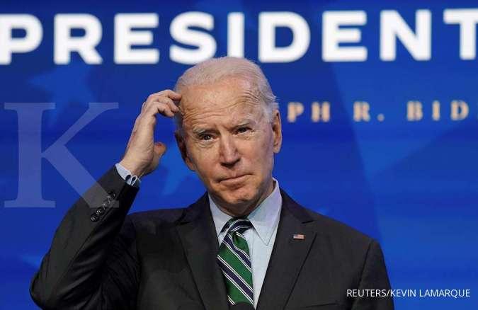 Joe Biden bakal tunjuk Gary Gensler dan Rohit Chopra pimpin otoritas keuangan.