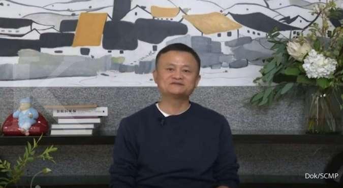 Penampilan perdana Jack Ma setelah menghilang