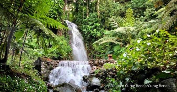 Curug Bendo Pekalongan - Curug Bendo, rekomendasi destinasi wisata alam  yang masih asri di Pekalongan