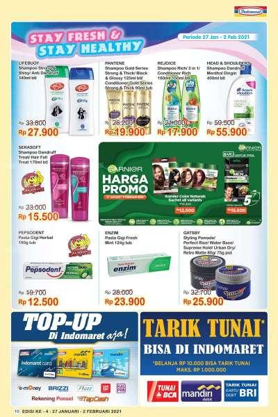 Promo <a href='https://suryamalang.tribunnews.com/tag/indomaret' title='Indomaret'>Indomaret</a> 27 Januari-2 Februari 2021