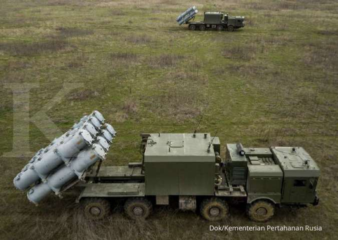 Sistem rudal pertahanan pesisir bergerak Bastion