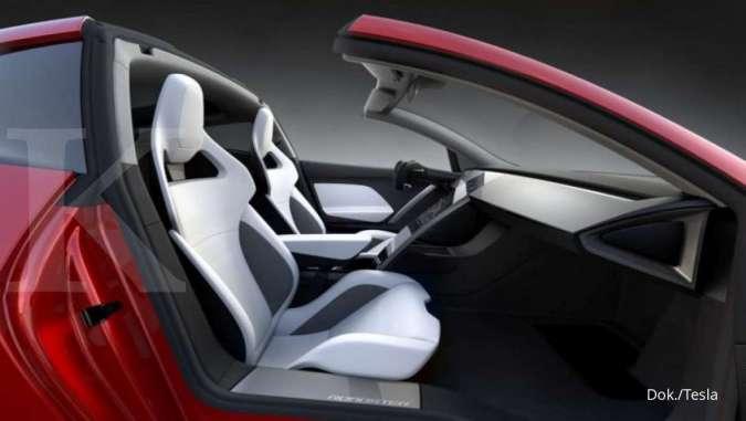 Interior Tesla Model Roadster