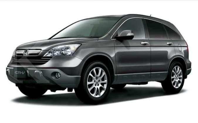 Makin terjangkau, intip harga mobil bekas Honda CR-V per ...