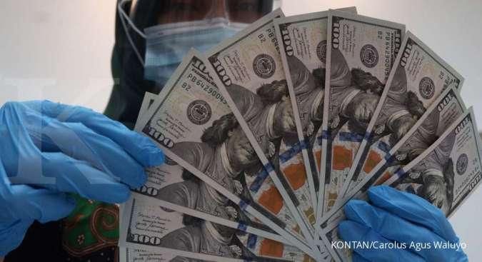 Kurs dollar-rupiah di Bank Mandiri, hari ini Rabu 7 April 2021