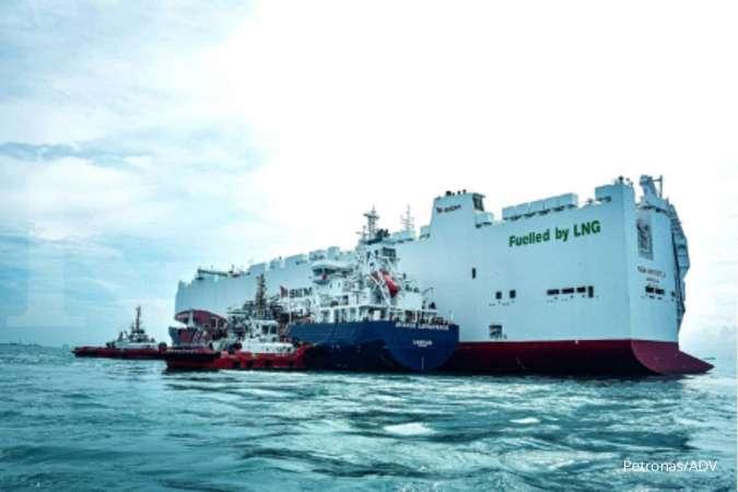 Kontan - Petronas ADV Online