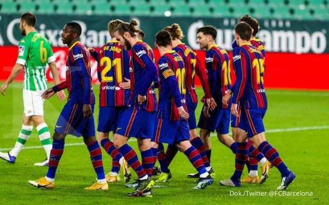 Prediksi Barcelona Vs Psg Uji Konsistensi Skuad Koeman Di Liga Champions