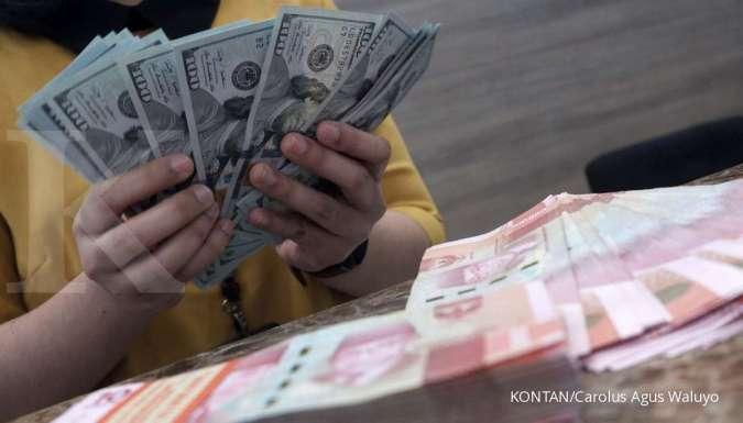 Kurs dollar rupiah di Bank Mandiri hari ini Kamis 24 Juni 2021