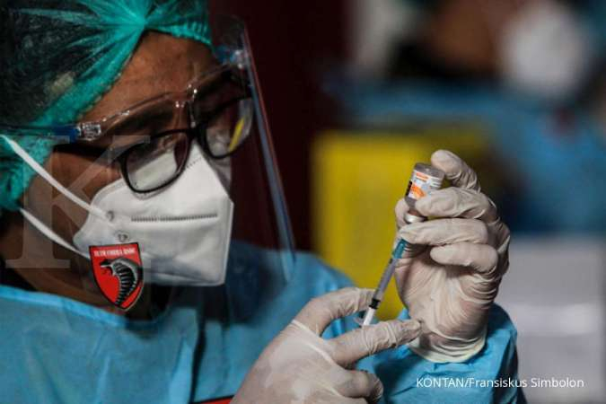 Pebisnis Ingin Biaya Ringan Vaksinasi Gotong Royong