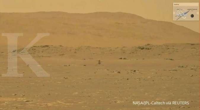 Helikopter Mars NASA Ingenuity