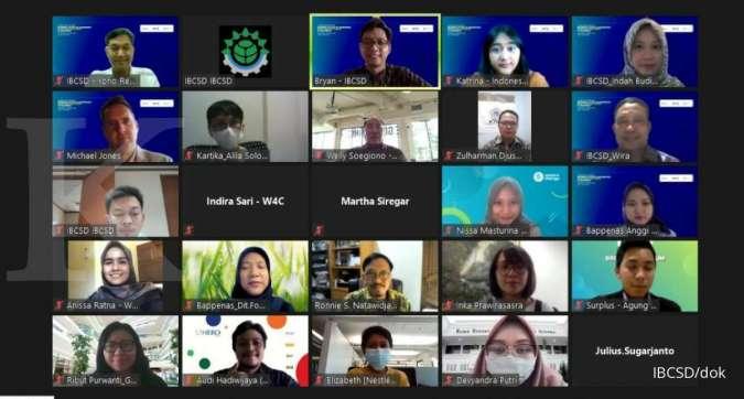 Diskusi Aksi Bisnis untuk Atasi Susut Pangan dan Limbah Pangan di Indonesia