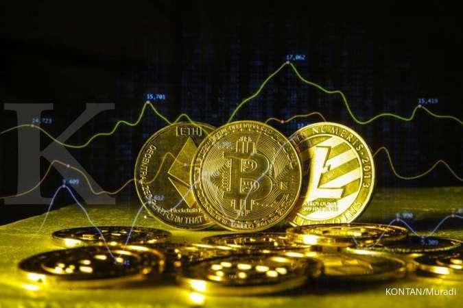 Ditjen Pajak Mengincar Pajak Transaksi Kripto