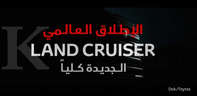 Mobil Toyota Land Cruiser