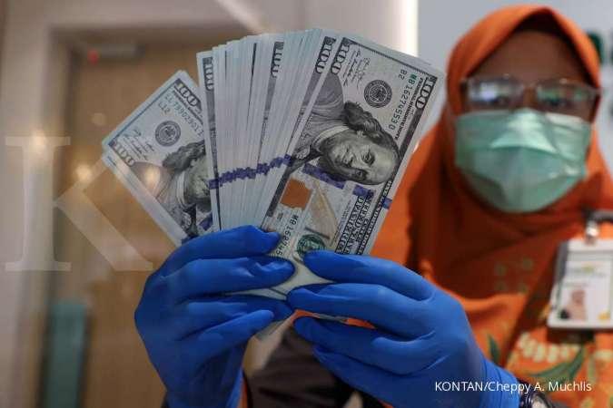 Kurs dollar-rupiah di BNI, hari ini Senin 27 September 2021