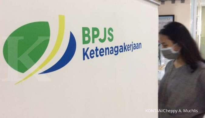BP Jamsostek Meracik Ulang Portofolio Investasi